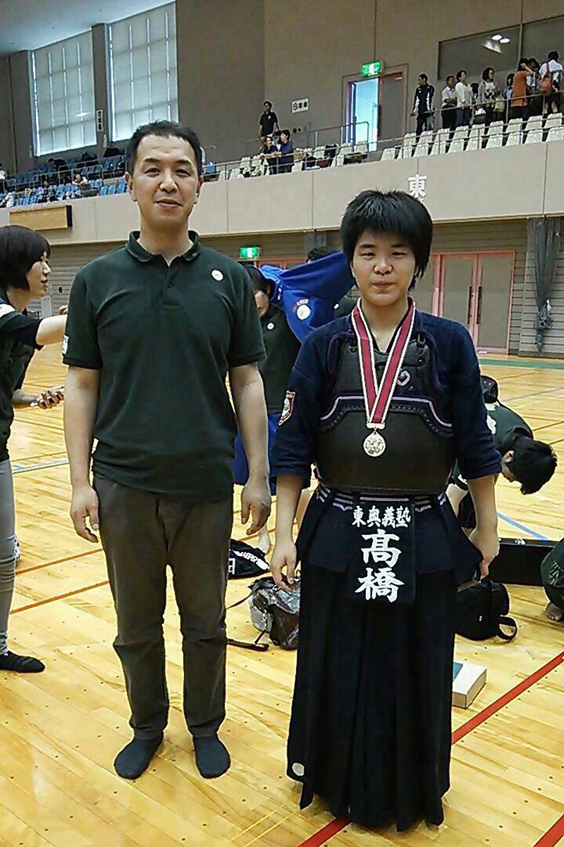 第46回東北高等学校女子剣道選手権大会