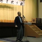 織部先生の米寿を祝う会