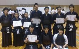 名古屋市中学校総合体育大会剣道大会
