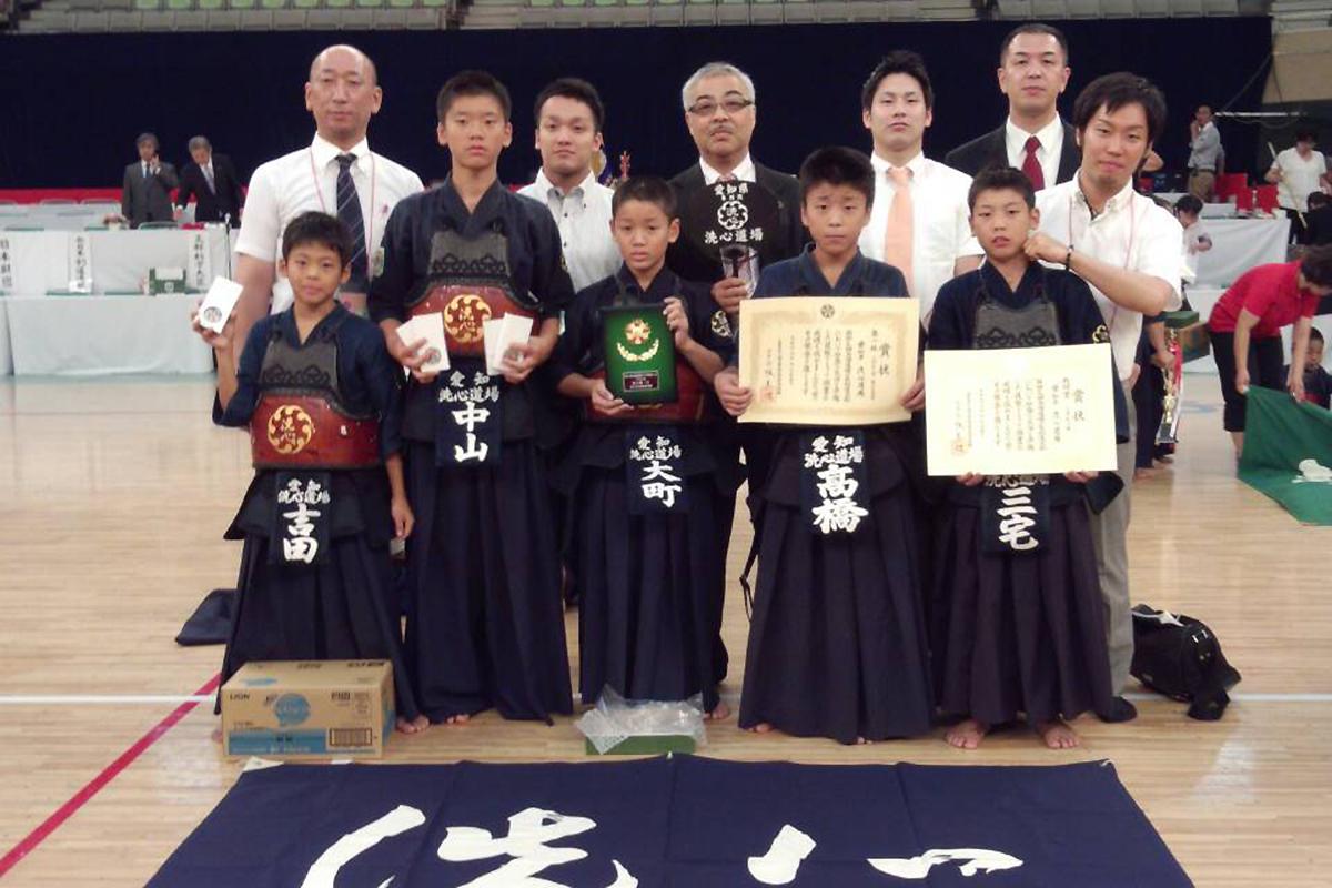 第49回全国道場少年剣道大会