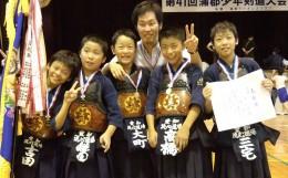 第41回蒲郡少年剣道大会
