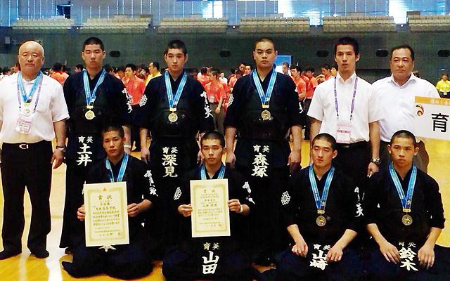 平成26年度全国高等学校総合体育大会剣道大会