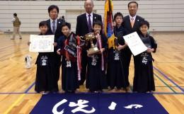 第10回坂本龍馬旗西日本少年剣道錬成大会