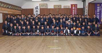 2014年 洗心道場OB・OG稽古会