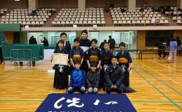 第30回名古屋市春季少年剣道大会兼県予選