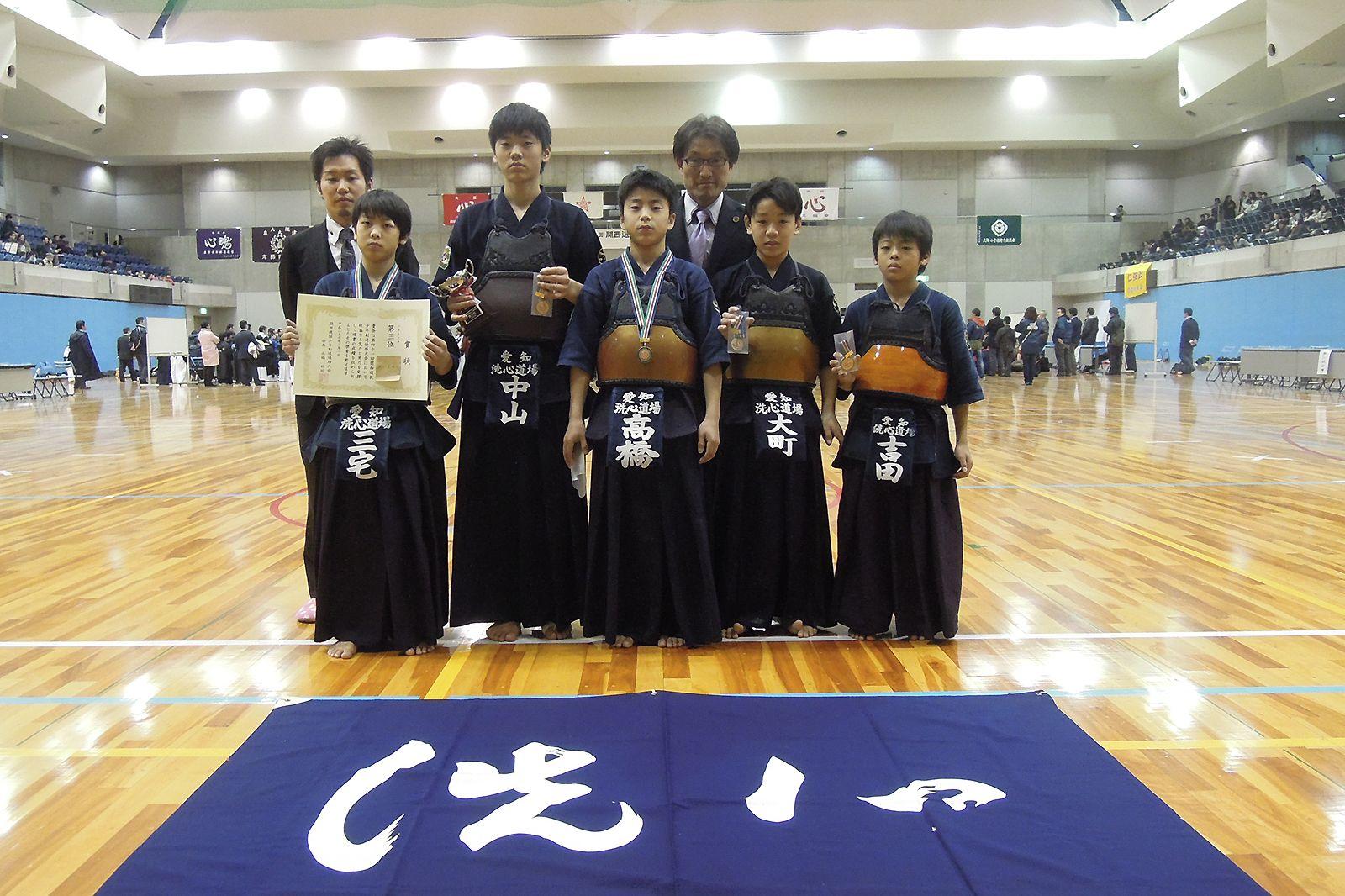 第41回関西選抜少年剣道優勝大会