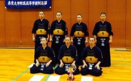 第62回全国高等学校総合体育大会 奈良県予選