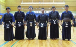第55回中区職域剣道大会