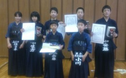 第57回中川区スポーツ祭剣道大会