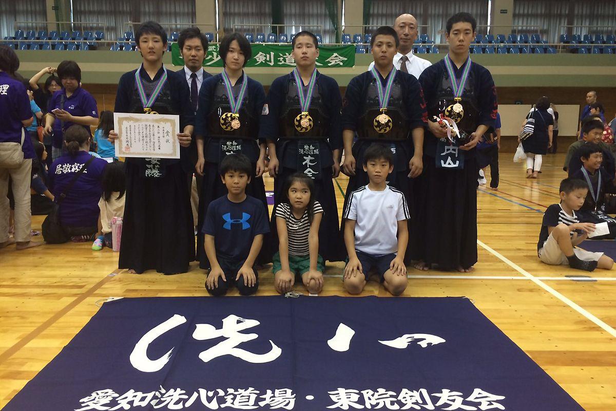 第20回岩倉市青少年剣道大会