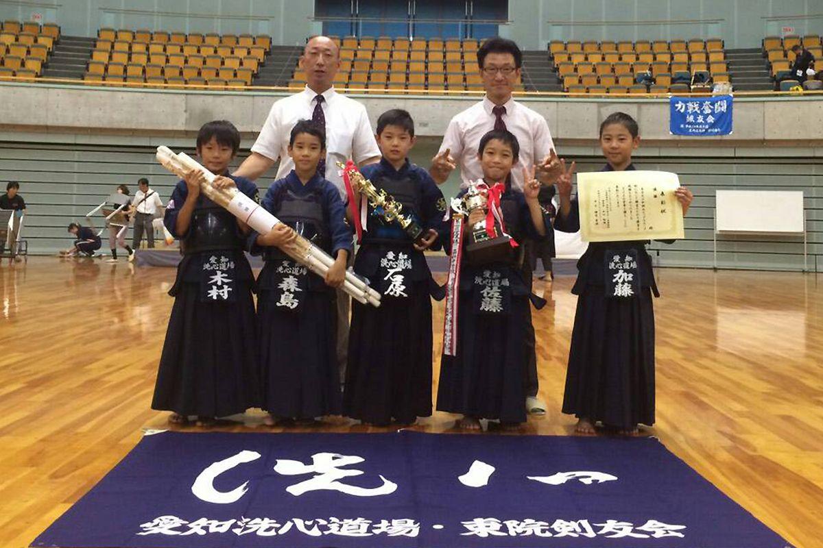 第2回和歌山ビッグホエール・ビッグウエーブ杯少年剣道錬成大会