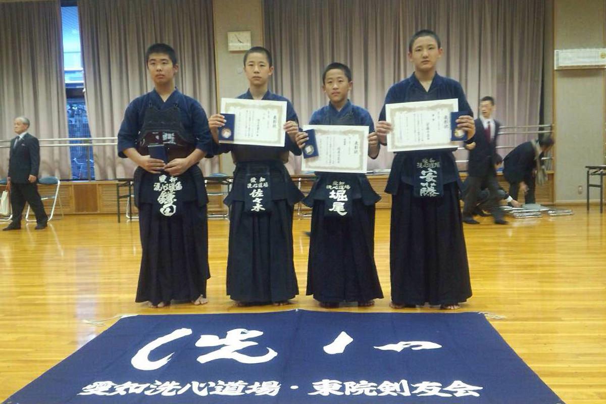 スポーティブ・ライフ月間 剣道大会