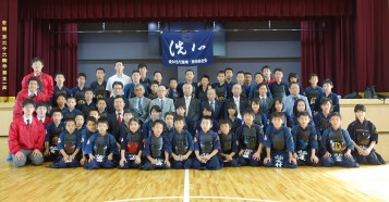 第46回東別院洗心道場少年剣道大会