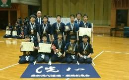 第23回愛知県武道館少年剣道大会