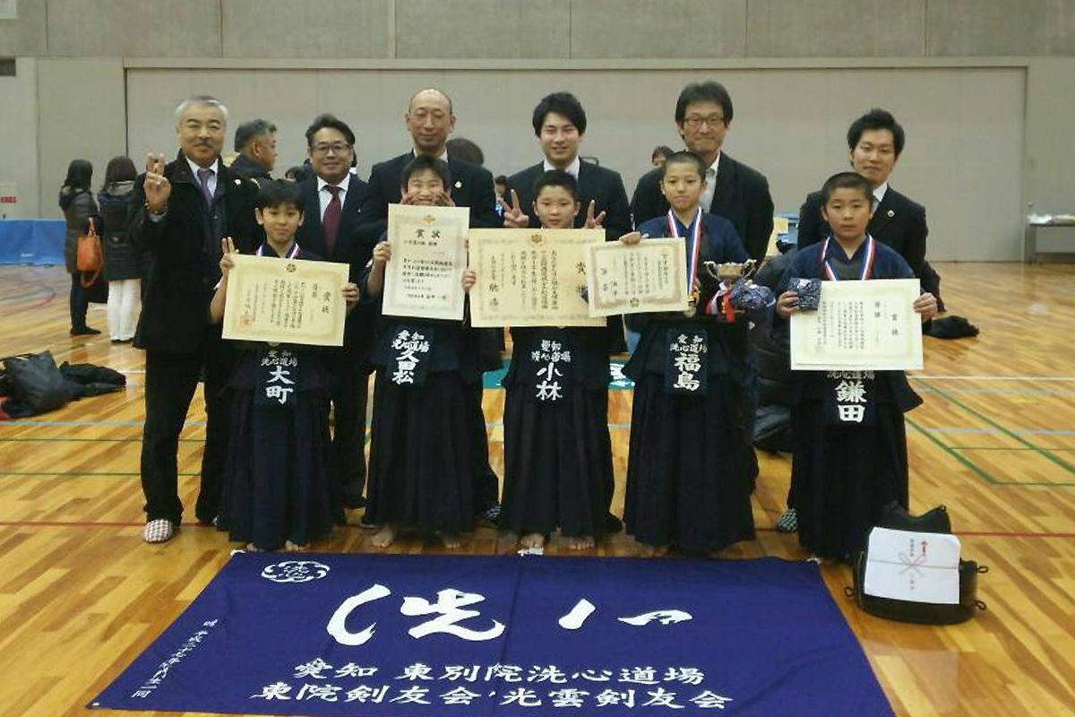 第42回関西選抜少年剣道優勝大会
