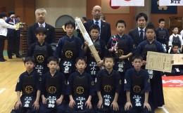 第23回NTTグループ東海少年剣道大会