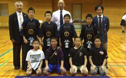 第11回全日本都道府県対抗少年剣道優勝大会愛知県予選会