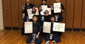 平成28年度中川区スポーツ祭剣道大会