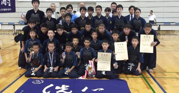 第12回若武者杯争奪少年剣道錬成大会