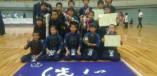 第3回和歌山ビックホエール杯争奪全国選抜少年剣道錬成大会