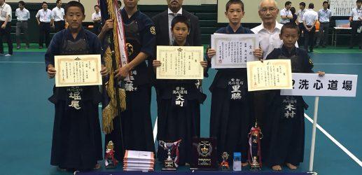 第29回愛知県警察少年柔道・剣道大会