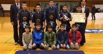 第32回名古屋市春季少年剣道大会