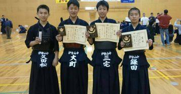 第32回東区剣道大会