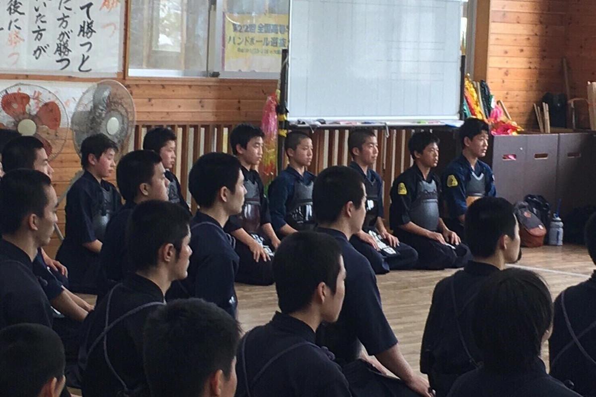 興南高等学校遠征