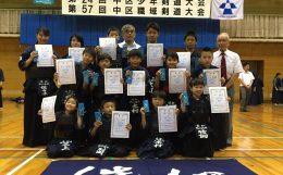 第24回中区少年剣道大会
