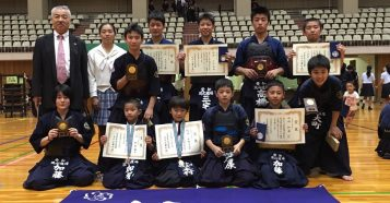 第14回名古屋市剣道選手権大会
