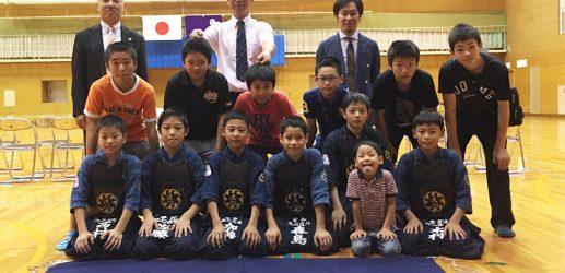 第12回全日本都道府県対抗少年剣道優勝大会・愛知県予選