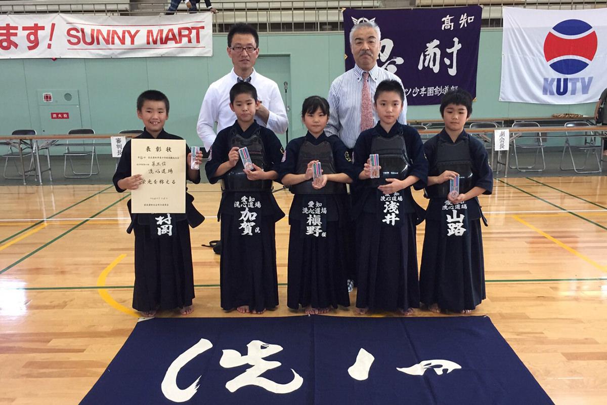第13回若武者杯争奪剣道練成大会