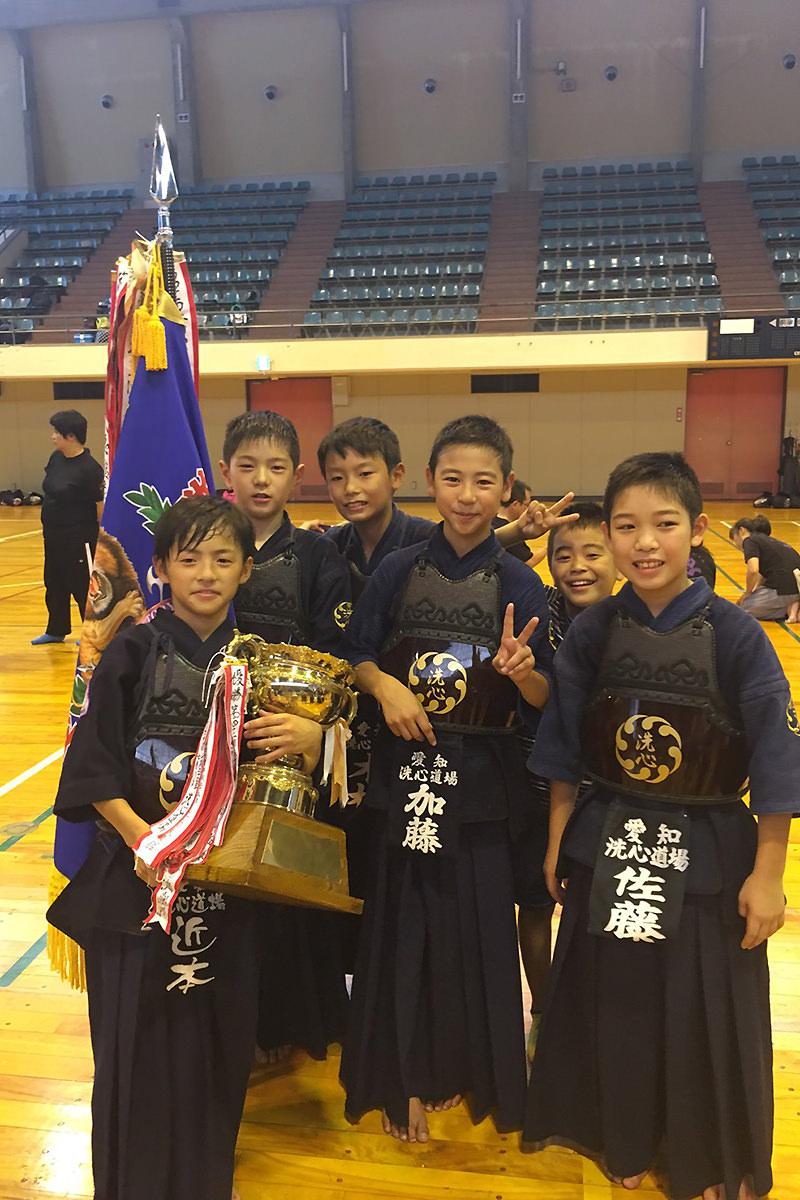 第44回蒲郡少年剣道大会