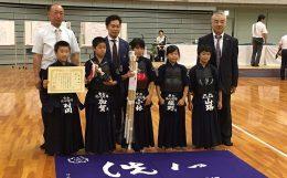 第4回和歌山ビッグホエール杯全国選抜少年剣道錬成大会