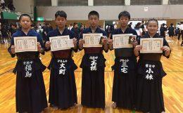 名古屋市中学校総合体育大会剣道競技