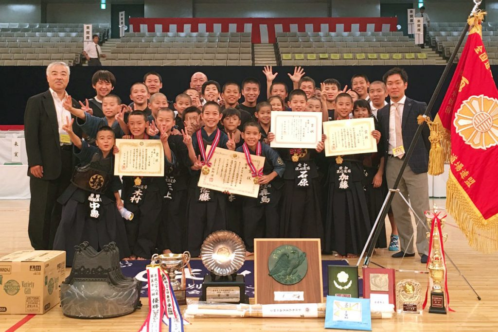 第52回全国道場少年剣道大会・小学生の部
