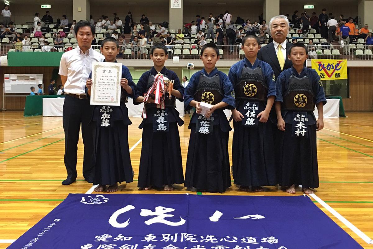 第59回中部電力市民スポーツ祭剣道大会