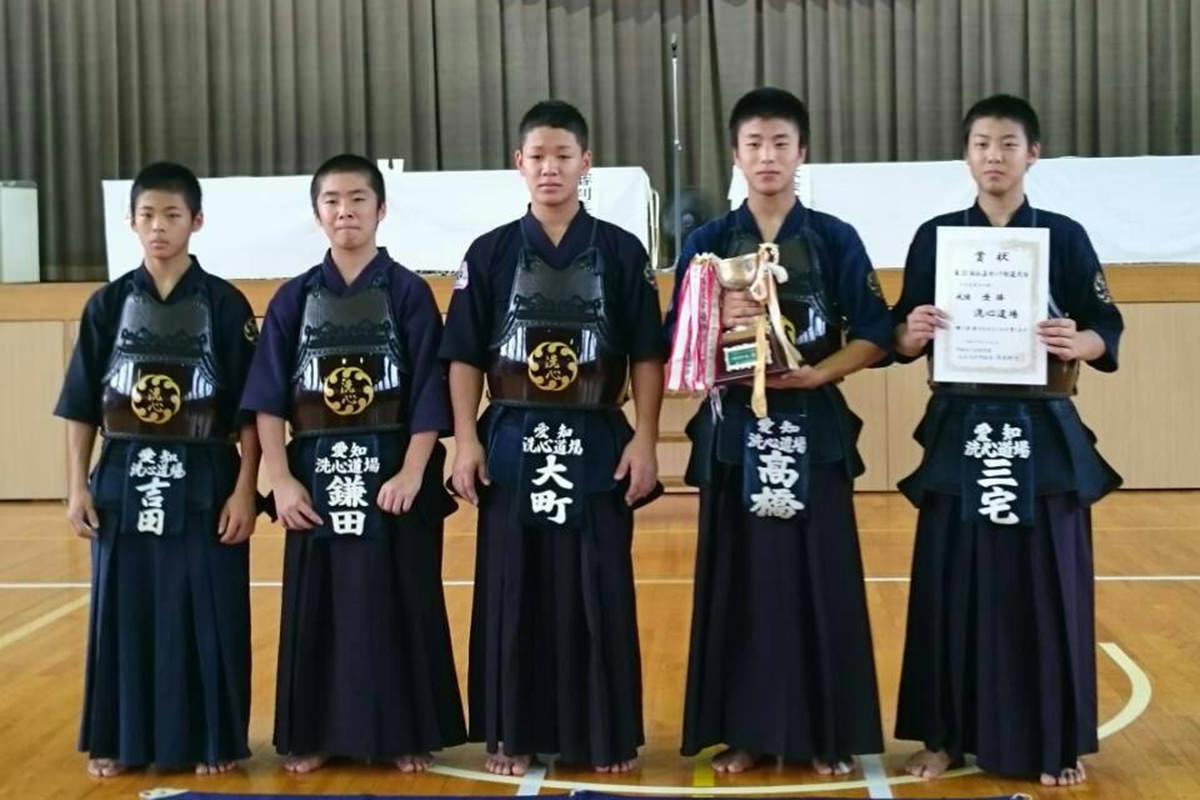 第20回杜若カップ剣道大会