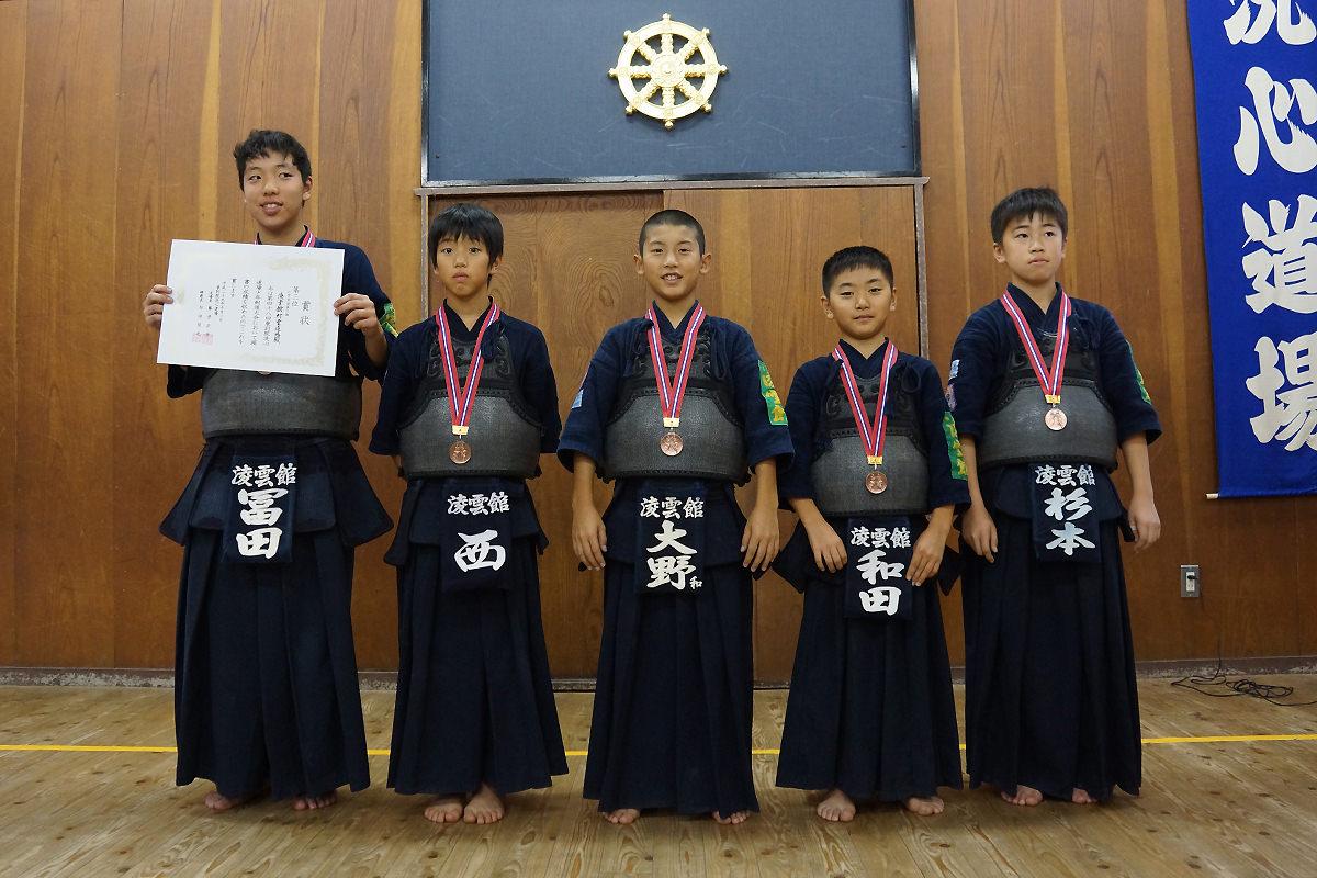 第48回東別院洗心道場少年剣道大会