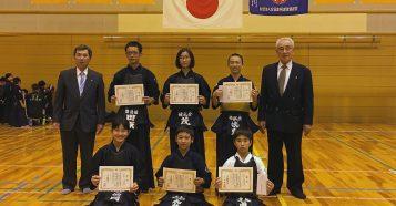 平成29年度愛知県剣道少年団体験発表会