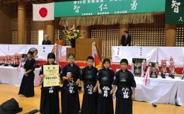 第48回全国選抜久枝剣道大会