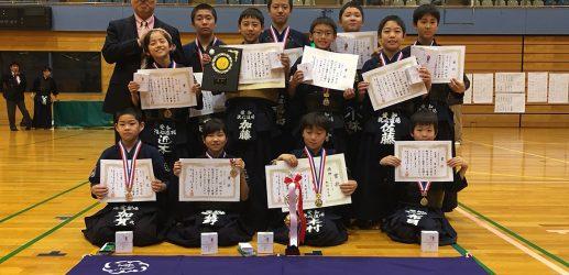 第52回港区剣道大会