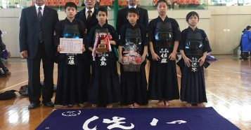 真光杯争奪第7回フレッシュ少年剣道大会
