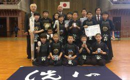 第25回愛知県武道館少年剣道大会・小学生大会