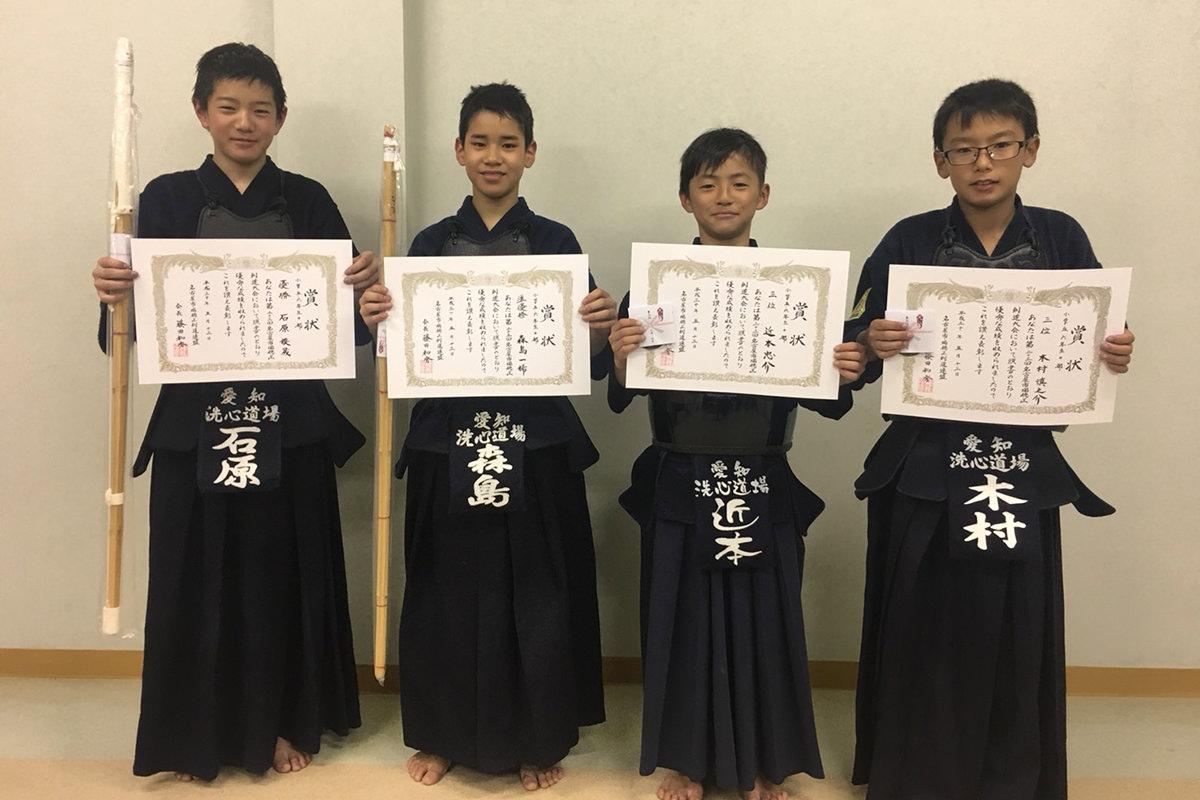 第23回瑞穂区剣道大会