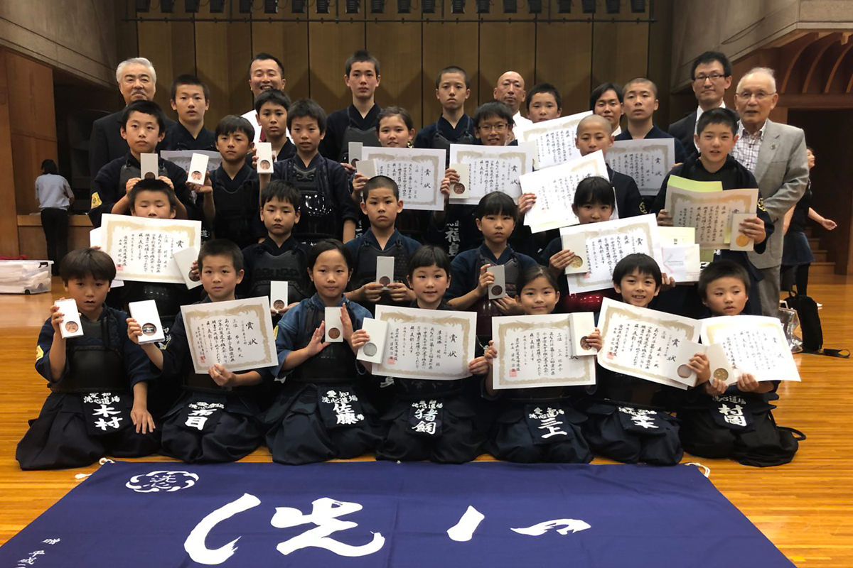 第35回愛知県少年剣道個人選手権大会・第35回愛知県小中学生女子剣道個人選手権大会