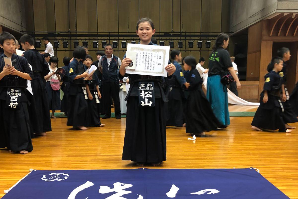 第35回愛知県少年剣道個人選手権大会・第36回愛知県小中学生女子剣道個人選手権大会