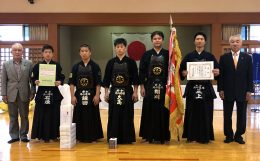 第36回全国道場対抗剣道大会・愛知県予選会