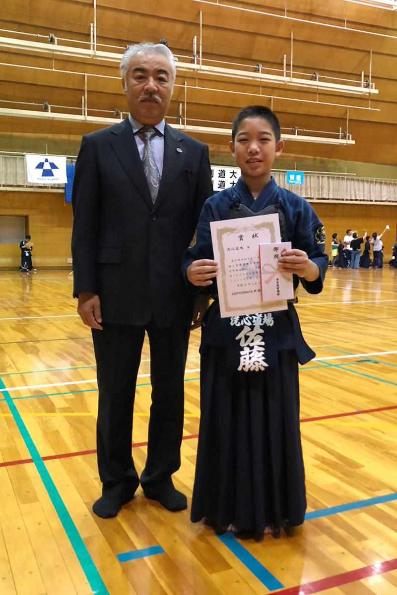 第25回中区少年剣道大会
