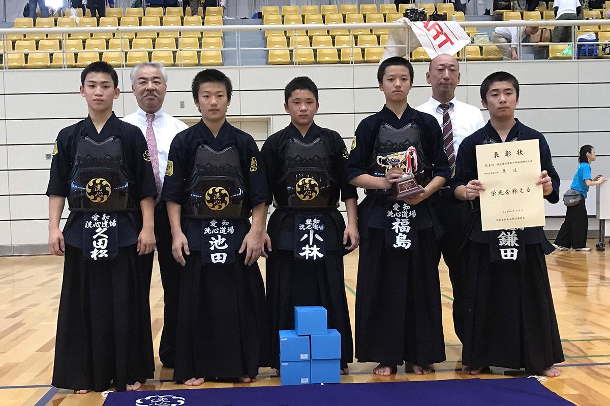 第14回若武者杯争奪少年剣道錬成大会
